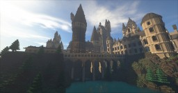 Hogwarts by MrCobayo for TWWOM 2 (WITH INTERIOR) Minecraft Map & Project