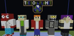 Futurama Theme Song. Note Block Train Minecraft Map & Project