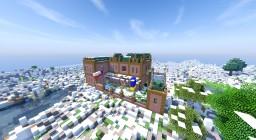 Sara Braun Palace, Punta Arenas, Chile Minecraft Map & Project