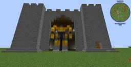 Mech Castle Minecraft Map & Project