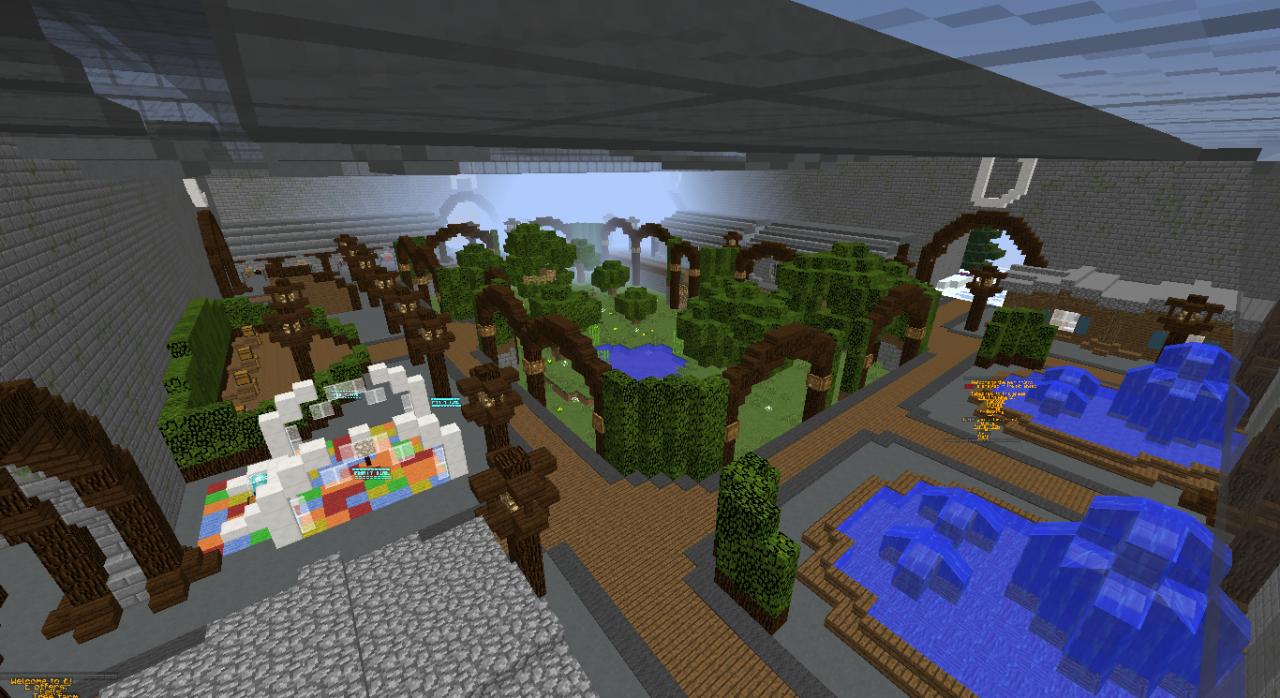 Bedrock Prison Minecraft Server
