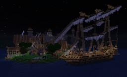 Lousiana Minecraft Map & Project