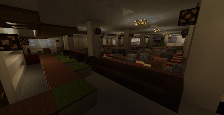 Cabin Class Main Lounge