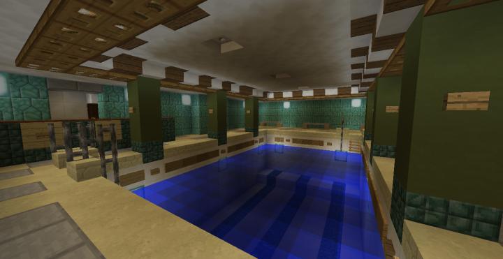 1st Class Swimming Bath