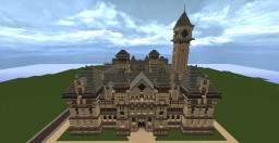 OLd City Hall Minecraft