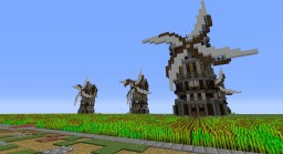 Winfield Minecraft Map & Project