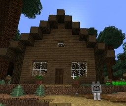 Forest Cabin ~ Minecraft