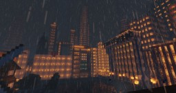 New London , Blue Water City and New Ford Minecraft Map & Project