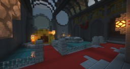 Rapture and Columbia Minecraft Map & Project