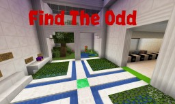 Find The Odd Minecraft Map & Project