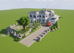 Modern House [ 1.13.2 ] Minecraft Map & Project