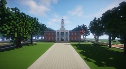 La Grange: A Traditional American Town Minecraft Map & Project