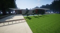 House for an Artist: A Frank Lloyd Wright-Inspired Modern Build