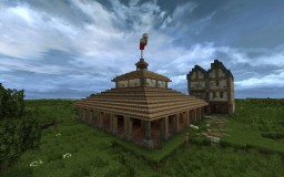 Covered Market Minecraft Map & Project