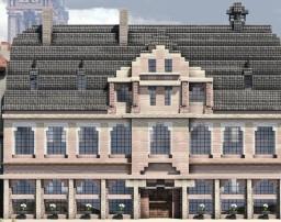Druselgasse 1, Kassel, Germany Minecraft Map & Project