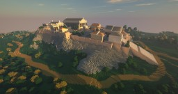 Ancient Athens Minecraft Map & Project