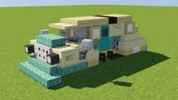 Dieselpunk Car Minecraft Map & Project
