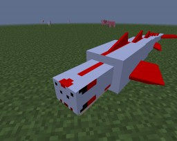Reaper leviathan {requires Aquatic abyss mod and animationAPI} Minecraft Texture Pack