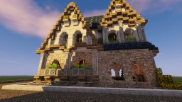 Elven Stable/Home Minecraft Map & Project