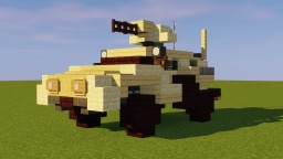 Marauder Minecraft Map & Project