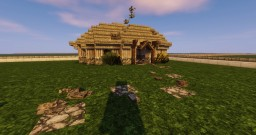 Rohan Black Smith Minecraft Map & Project