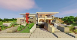 Modern House #6 | SSairex Minecraft Map & Project