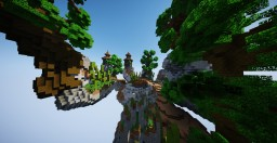 Fantasy Tropic lobby > FREE DOWNLOAD Minecraft Map & Project