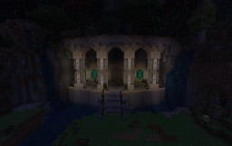Thranduils Halls Minecraft Map & Project
