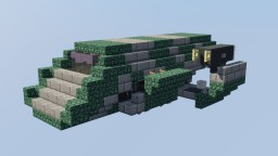 Puddle Jumper Minecraft Map & Project