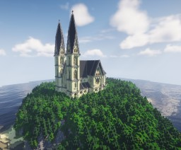 Church of some crystal [ 1.12.2 ] Minecraft Map & Project