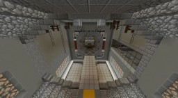 Fallout inspired vault Minecraft Map & Project