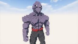Jiren Full Power Minecraft Map & Project