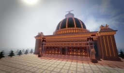 VOLKSHALLE Minecraft Map & Project