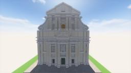 Baroque Facade Minecraft Map & Project