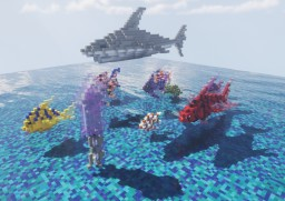 Small Fish Pack [ 1.12.2 ] Minecraft Map & Project