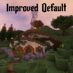 Improved Default 1.14 - V1.0 Minecraft Texture Pack