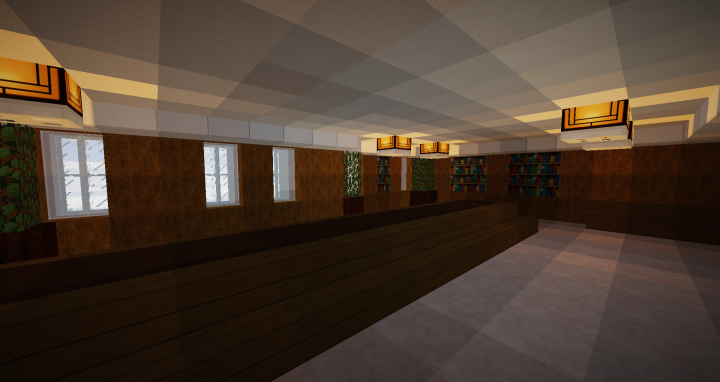 3rd class specifically library