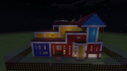 Secret Neighbor WINDOWS 10!!! Minecraft Map & Project