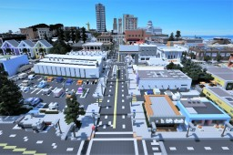 The City of Dustworks Minecraft Map & Project