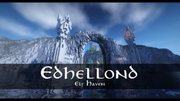 Edhellond - Haven of Gondor Minecraft