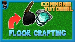 Floor Crafting online Recipe Generator in Vanilla Minecraft 1.13/1.14 Minecraft Map & Project