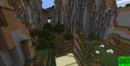 Minecraft Bedrock Edition 1.8 World 'Beta 1.7.3 gargamel' Minecraft Map & Project