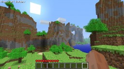 My Minecraft Infdev World Minecraft Map & Project