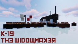 K-19 Widowmaker Minecraft
