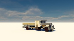 Oldtimer Transporter Minecraft Map & Project