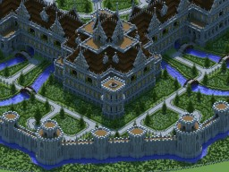 Grand jaune Palace Spawn/hub (Free to use/download) Minecraft Map & Project