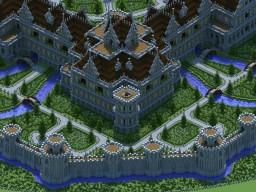 Grand jaune Palace Spawn/hub (download)