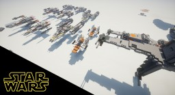 Star Wars Original Era Collection Minecraft Map & Project