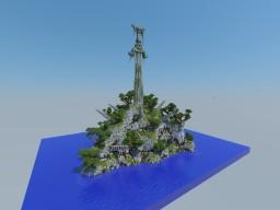 Sword Island Minecraft Map & Project