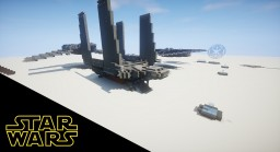 Star Wars Rogue One Collection Minecraft